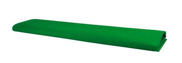 Baumwollstoff - uni, grün