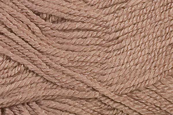 Schulwolle Lisa - 50 g, hellbraun