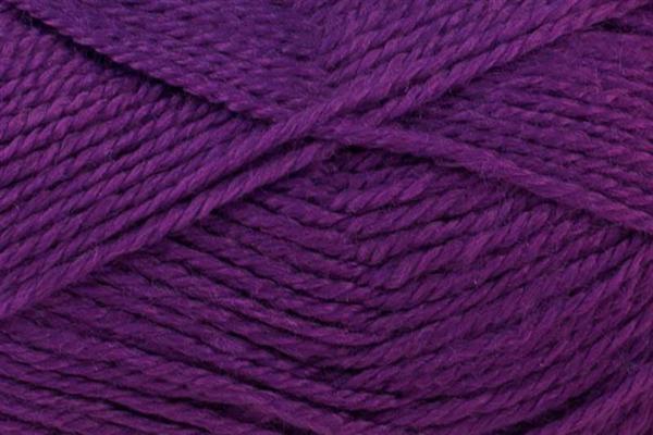 Schulwolle Lisa - 50 g, violett