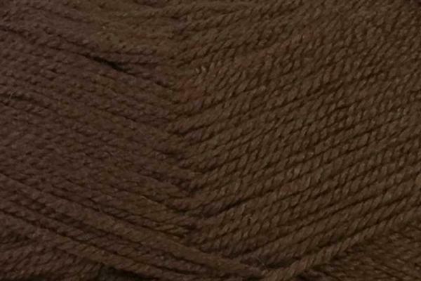 Schoolwol Lisa - 50 g, donkerbruin