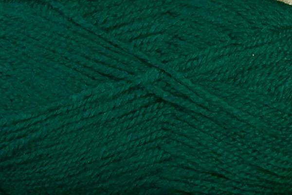 Schoolwol Lisa - 50 g, groen