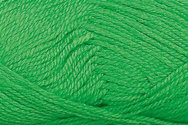 Schoolwol Lisa - 50 g, neongroen