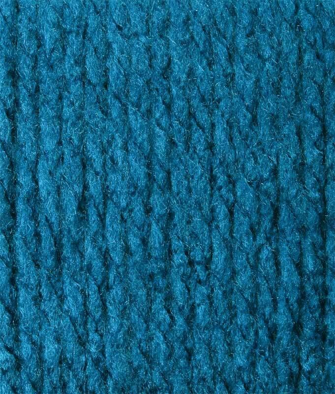 Wolle Bravo Big - 200 g, saphirblau