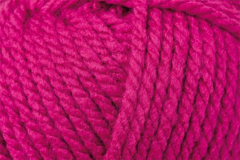 Wolle Bravo Big - 200 g, pink