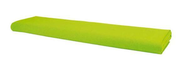 Baumwollstoff - uni, hellgrün