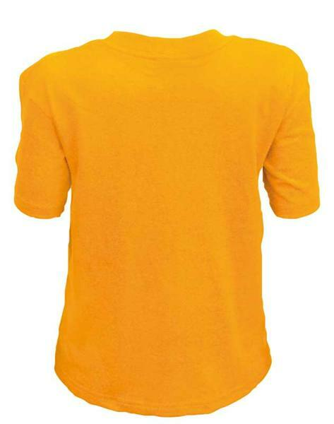 T-shirt enfant - orange, S