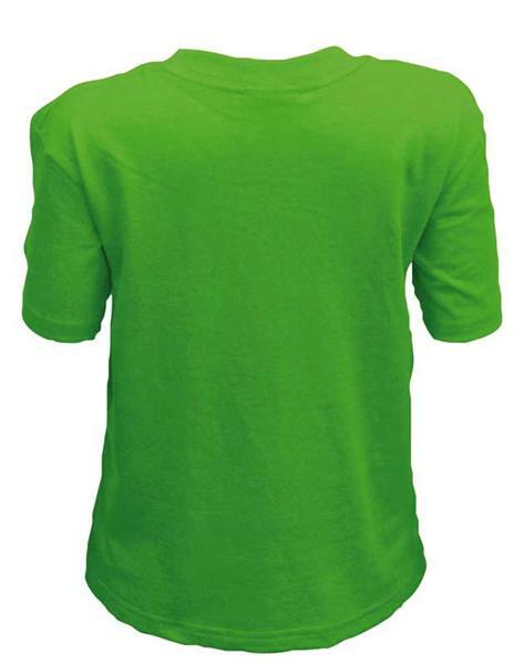 T-Shirt Kinder - grün, L