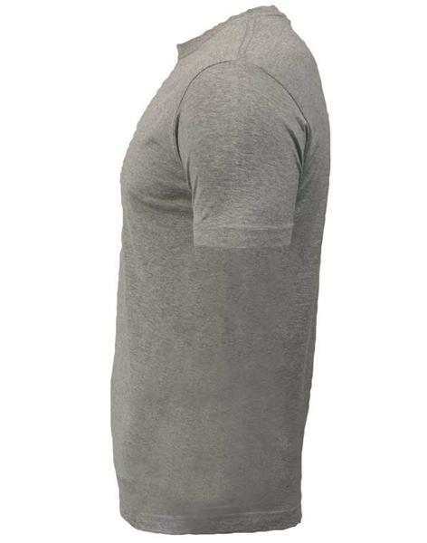 T-shirt man - grijs, M