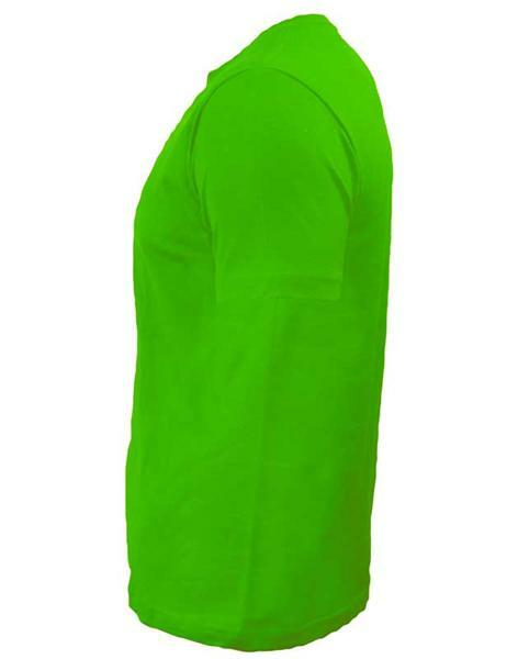 T-shirt man - groen, XL