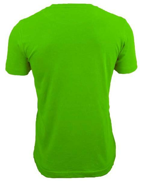 T-shirt man - groen, M