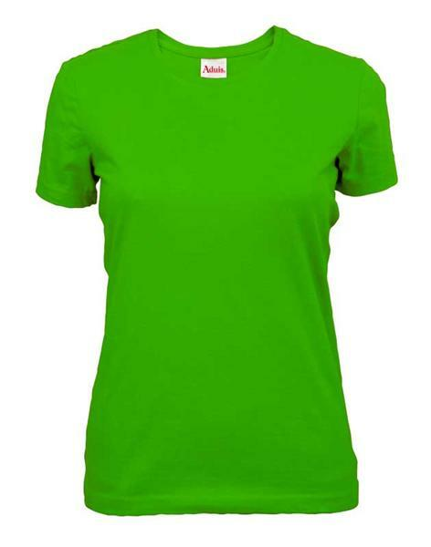 T-Shirt Damen - grün, XL