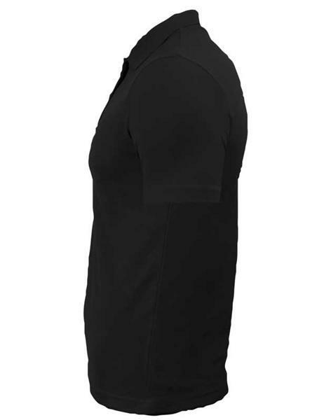 Polo homme - noir, M