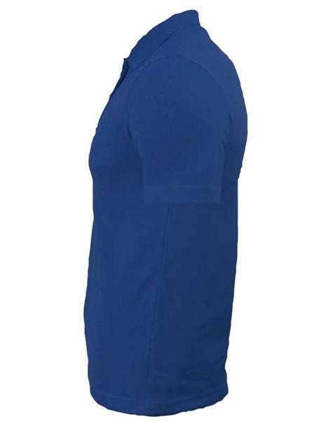 Polo-Shirt Herren - dunkelblau, L
