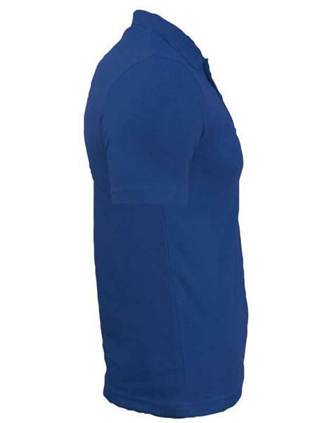 Polo-Shirt Herren - dunkelblau, M