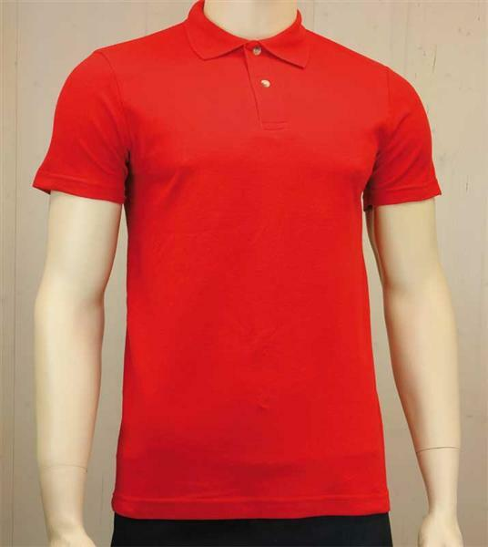 Polo homme - rouge, XL