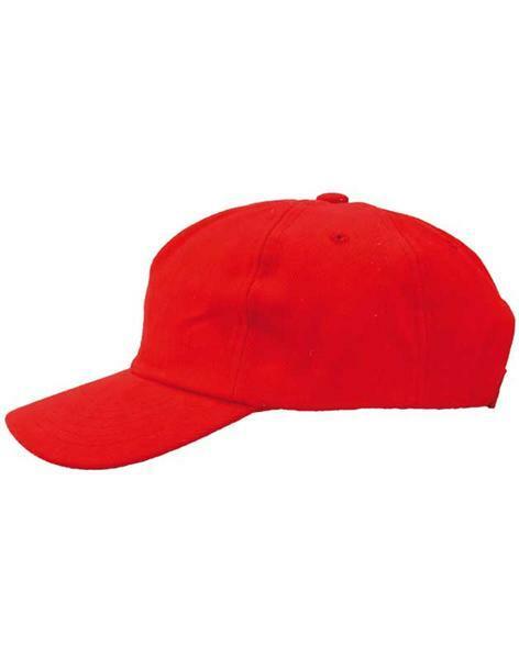 Baseball cap - kind, rood