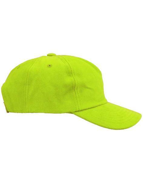 Baseball Cap - Kinder, grün