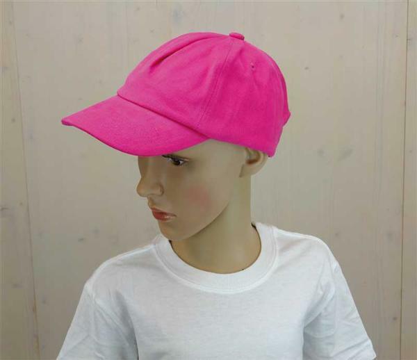 Casquette base-ball - enfant, pink