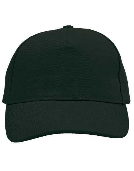 Baseball Cap - Erwachsene, schwarz