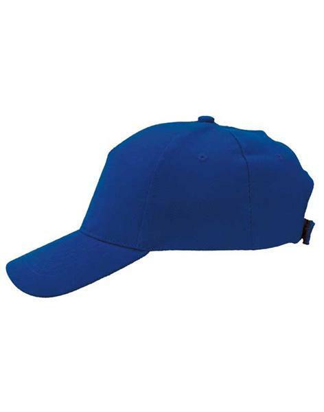 Casquette base-ball - adulte, bleu