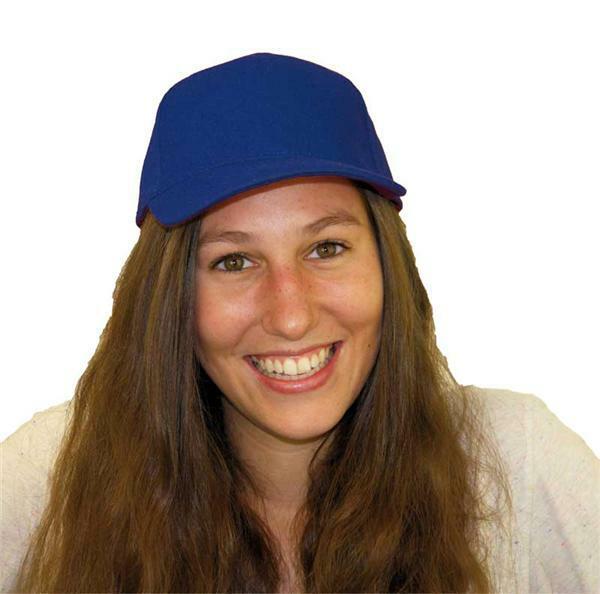 Baseball cap - volwassene, blauw