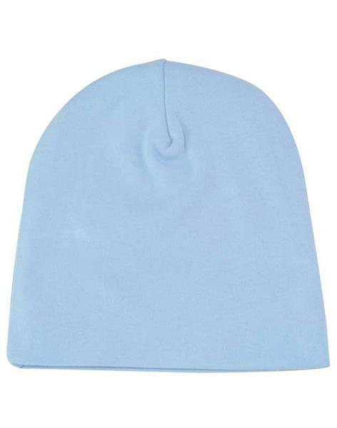 Bonnet bébé - env. 36 cm, bleu clair