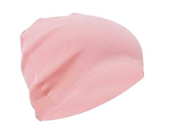 Babymütze - ca. Ø 36 cm, rosa