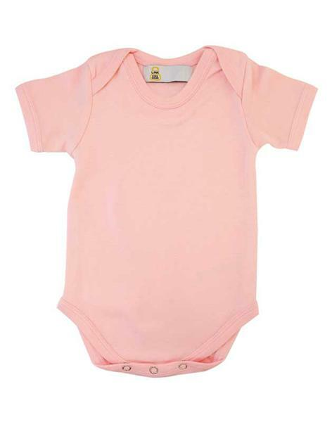 Body bébé - rose, T. 50 - 56