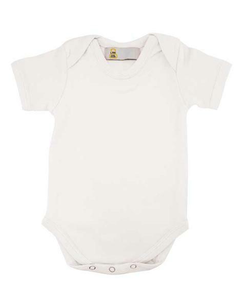 Body bébé - blanc, T. 50 - 56