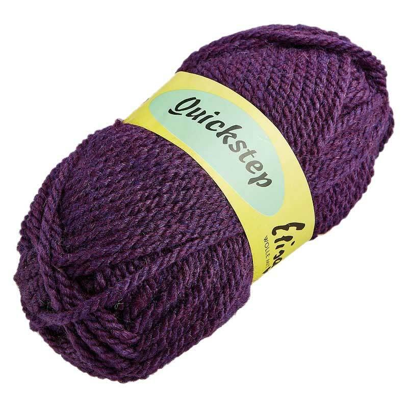 Wolle Quickstep - 50 g, violett