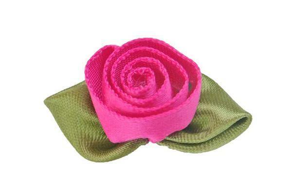 Rose satin - grand, pink
