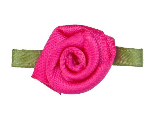 Rose satin - petit, pink