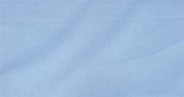 Tissu coton - uni, bleu clair