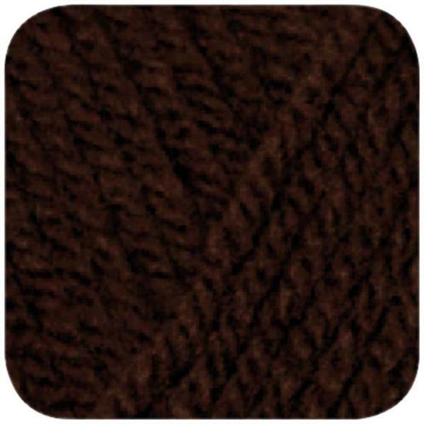 Wolle hatnut XL 55 - 50 g, braun