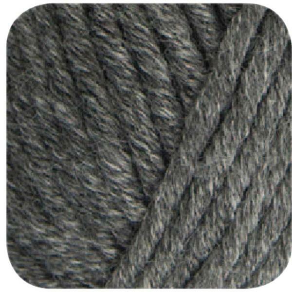 Wolle hatnut XL 55 - 50 g, anthrazit