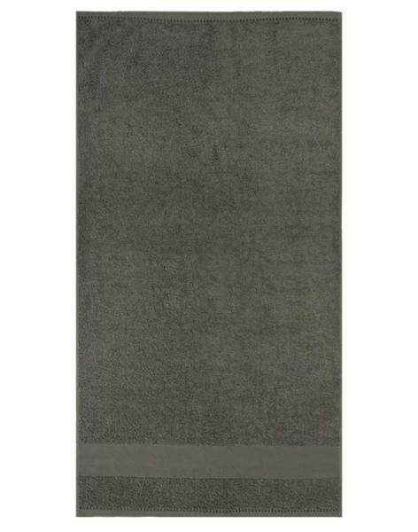 Handdoek - ca. 50 x 100 cm, grijs