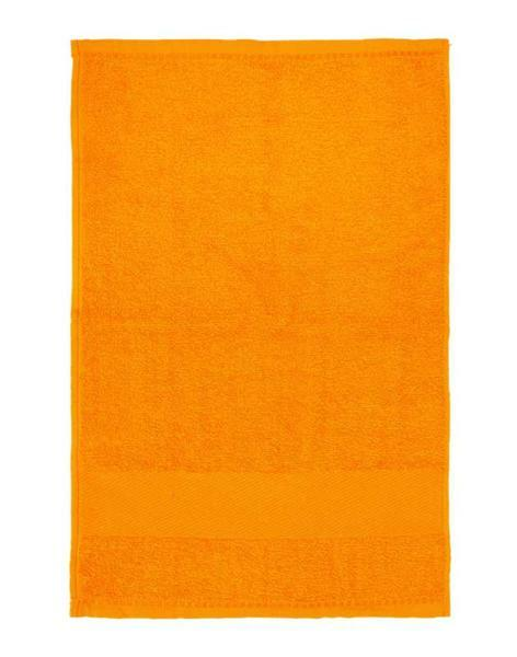 "Serviette ""invité"" - Env. 30 x 50 cm, orange"