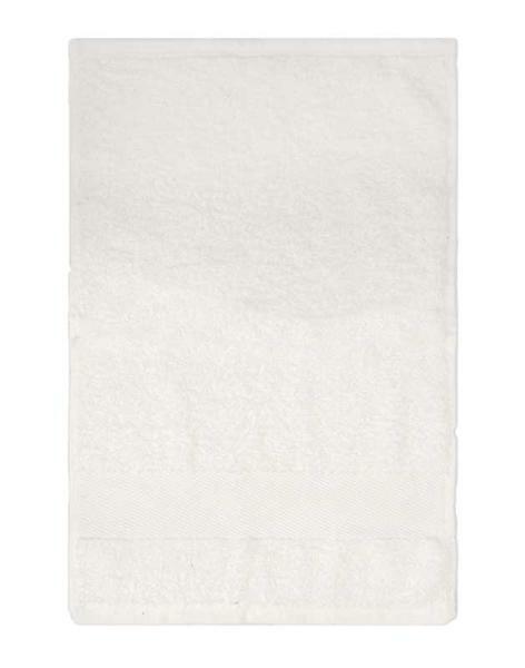 """Serviette """"invité"""" - Env. 30 x 50 cm, blanc"""