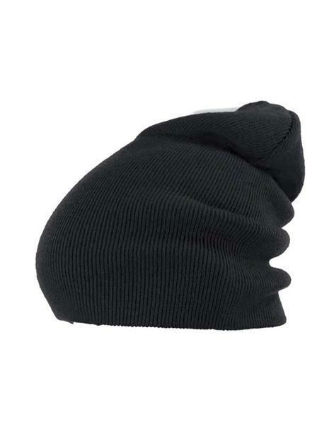 Kinder Mütze - Beanie, Unisize, schwarz