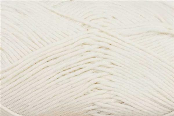 Wol Cotton Fun - 50 g, naturel