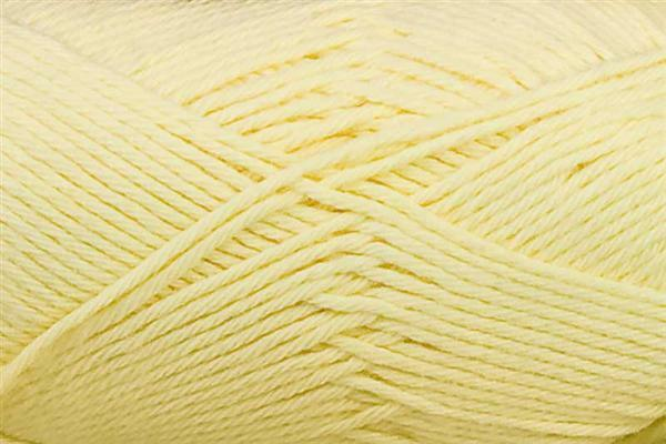 Wol Cotton Fun - 50 g, geel