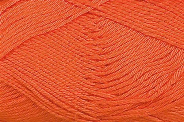 Wolle Cotton Fun - 50 g, orange