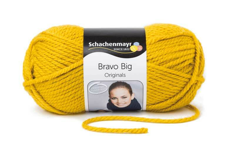 Laine Bravo Big - 200 g, or