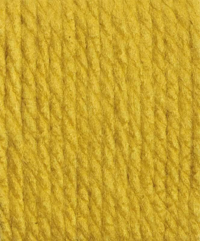 Wolle Bravo Big - 200 g, gold