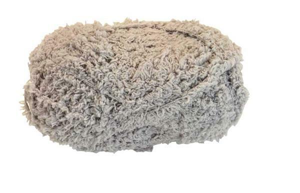 Wolle Lenja Soft - 25 g, grau