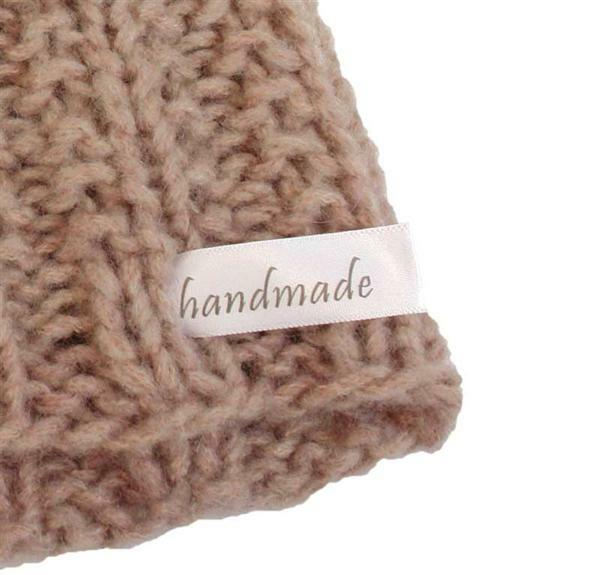 Handmade - label, 6 stuks