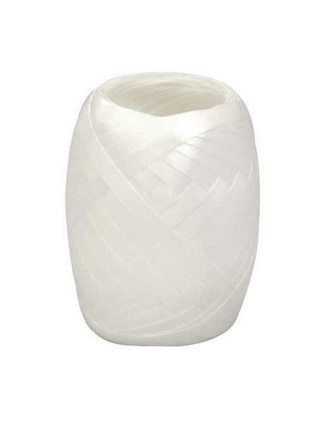 Bolduc - 5 mm x 20 m, blanc