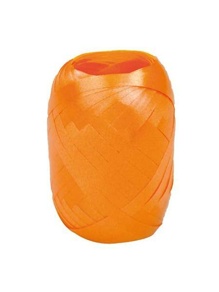Ringelband - 5 mm x 20 m, orange