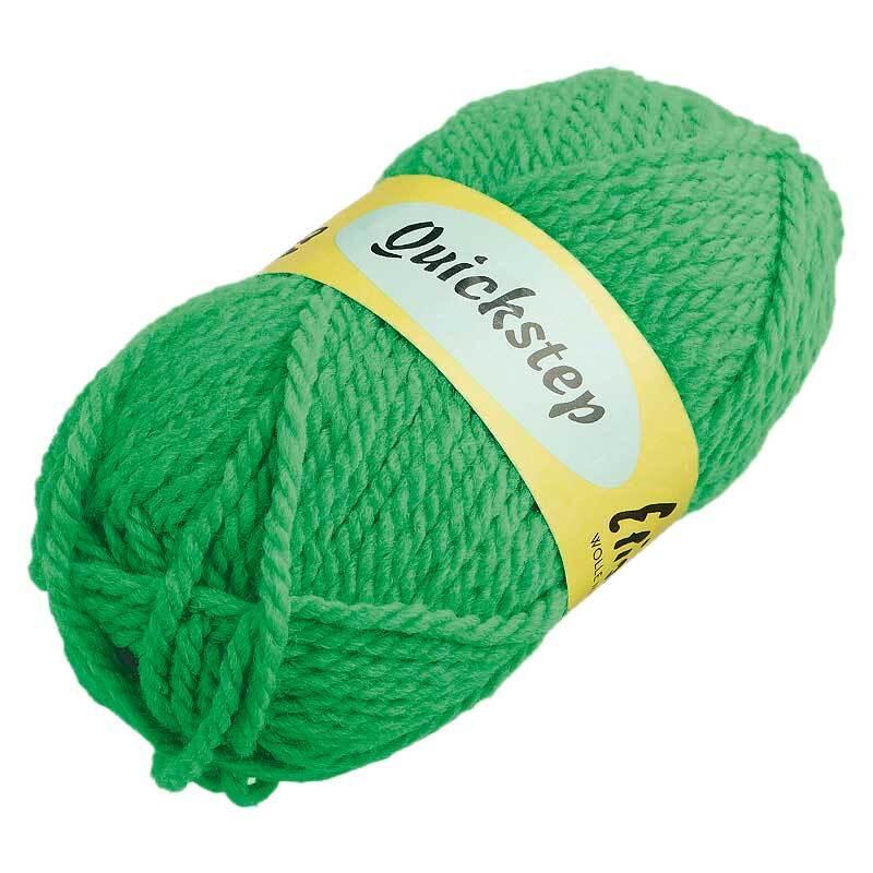 Laine Quickstep - 50 g, vert de mai