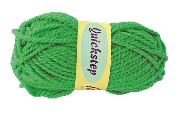 Wol Quickstep - 50 g, meigroen